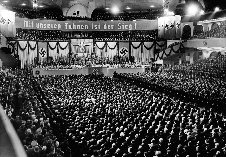 Adolf Hitler Machtergreifung