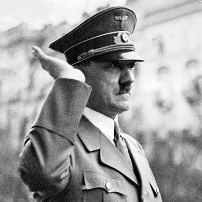 Salute (bent arm) | Hitler Archive - Adolf Hitler Biography in ...
