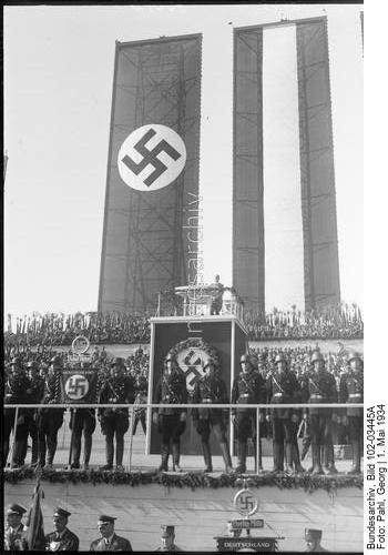 Adolf Hitler's speech for May Day